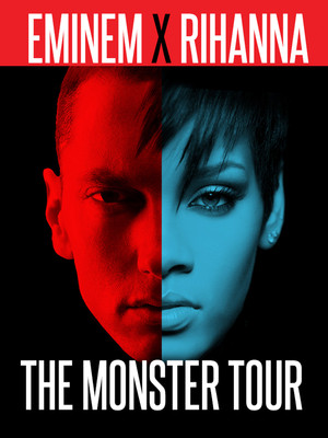Eminem & Rihanna at MetLife Stadium