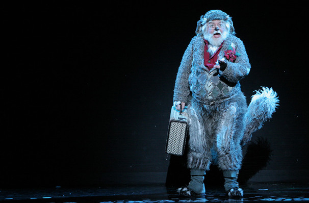 How The Grinch Stole Christmas At Theater At Madison Square Garden At Madison Square Garden New