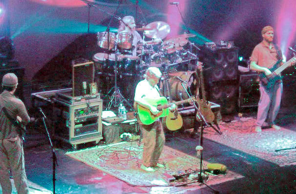 The String Cheese Incident At Theater At Madison Square Garden At Madison Square Garden New York