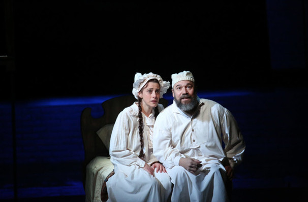 Fiddler On The Roof At Broadway Theater New York Ny
