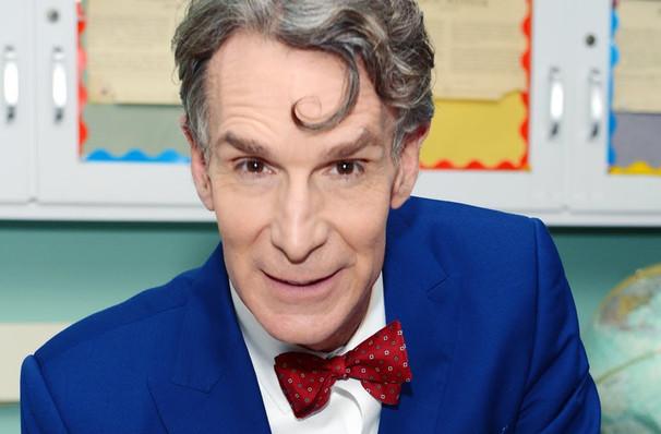 Bill Nye The Science Guy At Nycb Theatre At Westbury