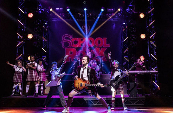 School Of Rock The Musical At Winter Garden Theater New York Ny Tickets Information Reviews