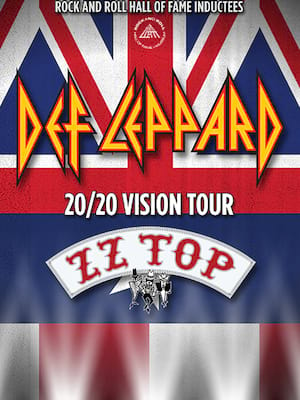Def Leppard at Nassau Coliseum