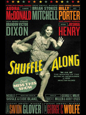 Shuffle Along, or, the Making of the Musical Sensation of 1921 and ...