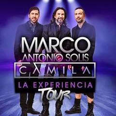 Marco Antonio Solis Camila At Madison Square Garden New York Ny Tickets Information Reviews