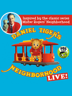 Daniel Tiger's Neighborhood at Count Basie Theatre