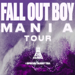 Fall Out Boy At Madison Square Garden New York Ny