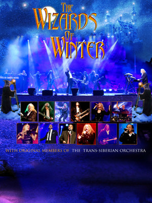 The Wizards Of Winter at Tarrytown Music Hall