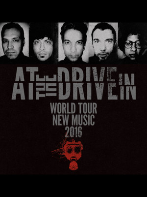At The Drive In at Terminal 5