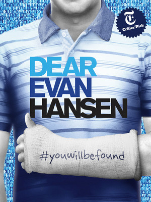 Dear Evan Hansen at Music Box Theater