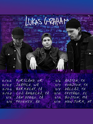 Lukas Graham at Hammerstein Ballroom