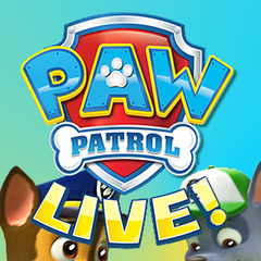 Paw Patrol At Prudential Hall At New Jersey Performing