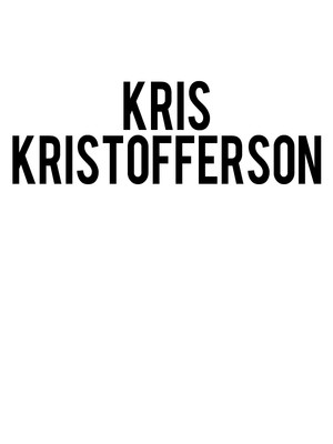 Kris Kristofferson at New York City Winery