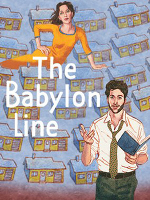 The Babylon Line at Mitzi E Newhouse Theater