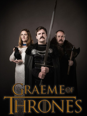 Graeme Of Thrones at St. George Theatre