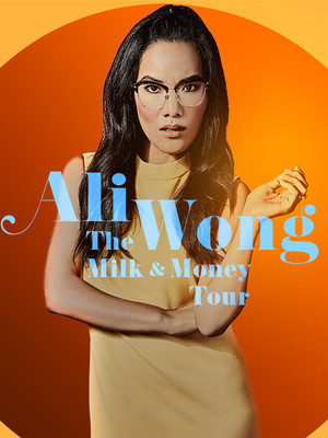 Ali Wong at Town Hall Theater