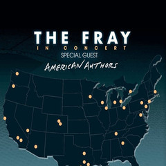 the fray with american authors at beacon theater new york ny tickets information reviews. Black Bedroom Furniture Sets. Home Design Ideas
