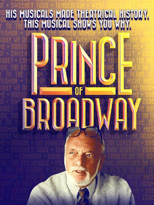 Prince of Broadway at Samuel J. Friedman Theatre