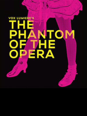 Vox Lumiere: Phantom Of The Opera at Daryl Roth Theater