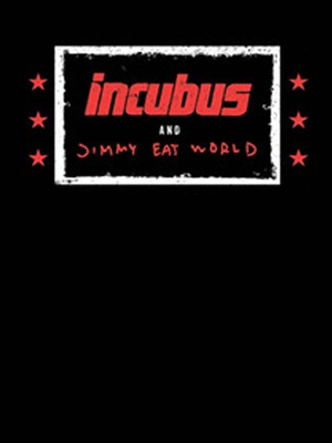 Incubus with Jimmy Eat World at Bethel Woods Center For The Arts