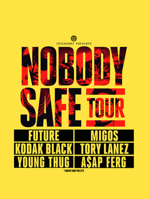 Future with Migos, Tory Lanez and Kodak Black at Barclays Center
