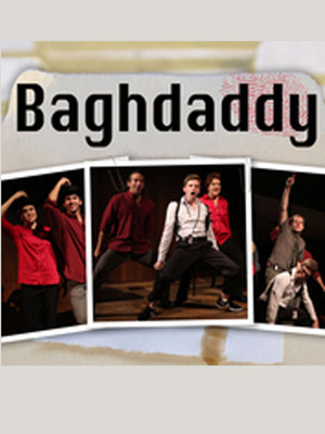 Baghdaddy at St. Luke's Theater