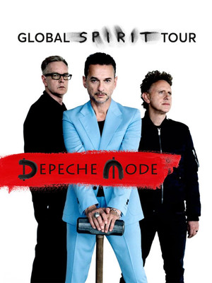 Depeche Mode at Madison Square Garden