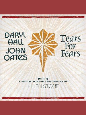 Hall and Oates and Tears for Fears at Prudential Center