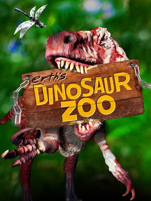 Dinosaur Zoo at Count Basie Theatre