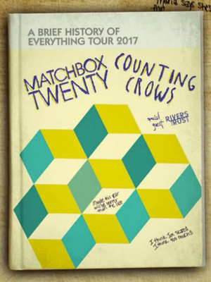 Matchbox Twenty and Counting Crows at Northwell Health