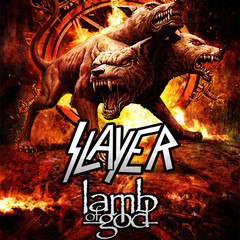 Slayer With Lamb Of God At Theater At Madison Square Garden At Madison Square Garden New York