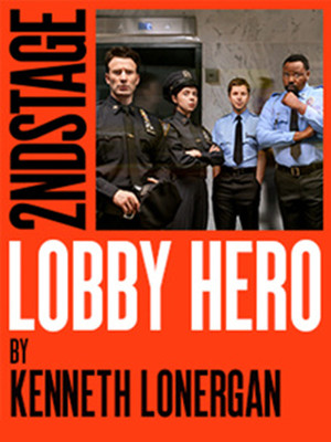 Lobby Hero at Helen Hayes Theater