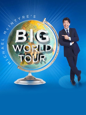 Michael McIntyre at Beacon Theater