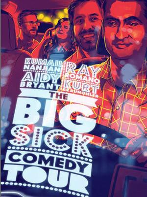 Big Sick Tour Wellmont Theater