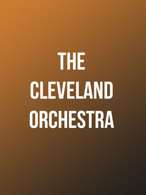 The Cleveland Orchestra at Isaac Stern Auditorium