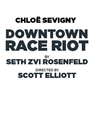 Downtown Race Riot at Romulus Linney Courtyard Theatre