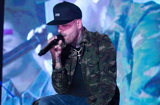 Nicky Jam With Plan B On Tour Get Your Tickets From Our Box Office