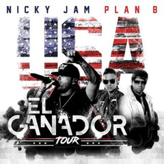 Nicky Jam With Plan B At Theater At Madison Square Garden At Madison Square Garden New York Ny