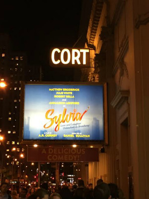 Grace at Cort Theater