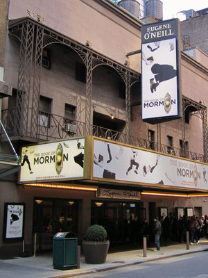 Book of Mormon at Eugene O'Neill Theatre