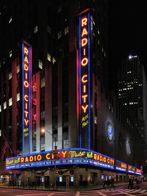 Cirque du Soleil - Zarkana at Radio City Music Hall