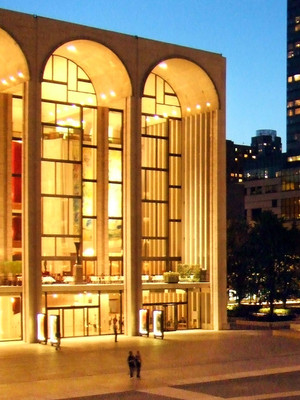 Metropolitan Opera: The Nose at Metropolitan Opera House