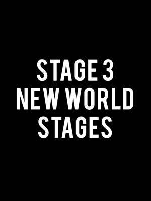 at Stage 3 New World Stages