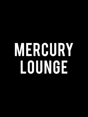 Tamaryn at Mercury Lounge
