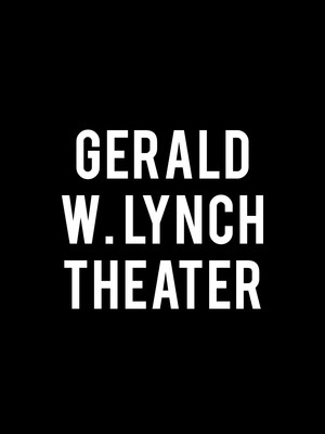 at Gerald W. Lynch Theater