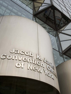 at Jacob K. Javits Convention Center